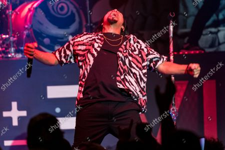 Editorial picture of Pop Evil In Concert, Brooklyn Bowl, Nashville, USA - 02 Sep 2021
