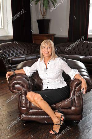 Editorial picture of Jean Rogers, head of Glenbeigh model agency, Plymouth, Devon, Britain - 08 Jul 2009