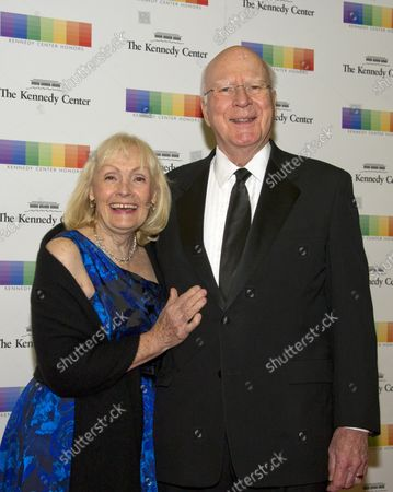 United States Senator Patrick Leahy (Democrat of Vermont) and his wife, Marcelle, arrive for the formal Artist's Dinner honoring the recipients of the 40th Annual Kennedy Center Honors hosted by United States Secretary of State Rex Tillerson at the US Department of State in Washington, D.C. on Saturday, December 2, 2017. The 2017 honorees are: American dancer and choreographer Carmen de Lavallade; Cuban American singer-songwriter and actress Gloria Estefan; American hip hop artist and entertainment icon LL COOL J; American television writer and producer Norman Lear; and American musician and record producer Lionel Richie.