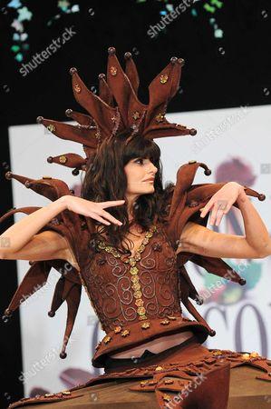 Model Irene Salvador