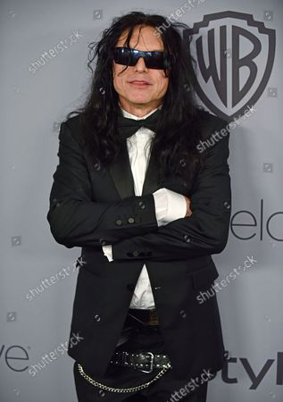 Tommy Wiseau attends the 19th annual InStyle and Warner Brothers Golden Globes After-Party at the Beverly Hilton in Beverly Hills, California on January 7, 2018.