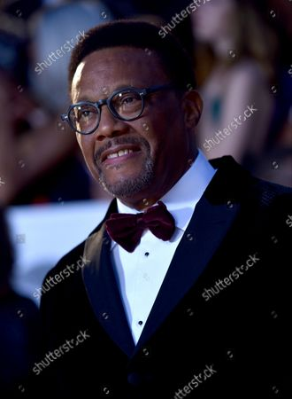 Judge Mathis arrives for the 49th NAACP Image Awards at the Pasadena Civic Auditorium in Pasadena, California on January 15, 2018. The NAACP Image Awards celebrates the accomplishments of people of color in the fields of television, music, literature and film and also honors individuals or groups who promote social justice through creative endeavors.