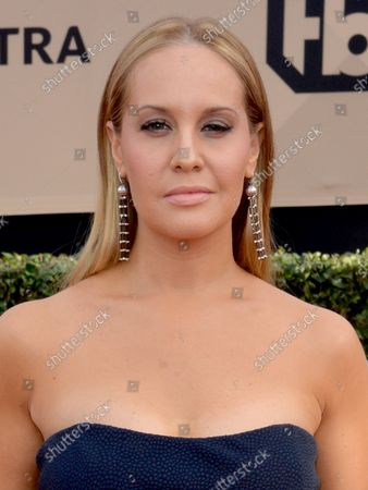 Editorial picture of SAG Awards, Los Angeles, California, United States - 22 Jan 2018