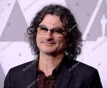 Cinematographer Ziad Doueiri attends the 90th annual Academy Awards Oscar nominees luncheon at the Beverly Hilton Hotel in Beverly Hills, California on February 5, 2018.
