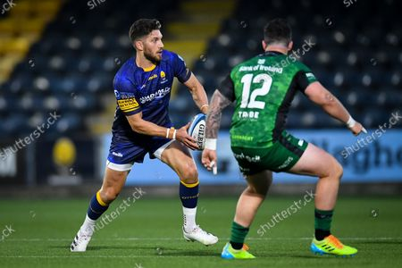 Editorial image of Worcester Warriors v Connacht Rugby, UK - 03 Sep 2021