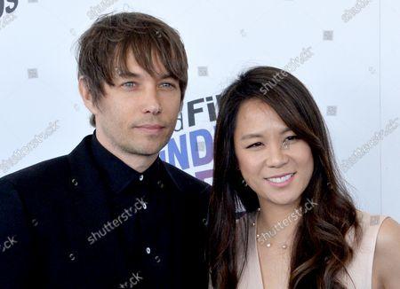 Editorial image of Film Independent Spirit Awards, Santa Monica, California, United States - 03 Mar 2018