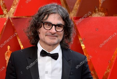 Lebanese director Ziad Doueiri arrives on the red carpet for the 90th annual Academy Awards at the Dolby Theatre in the Hollywood section of Los Angeles on March 4, 2018.