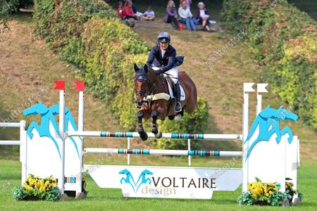 Editorial picture of Bicton 5 Equestrian, Devon, UK - 05 Sep 2021