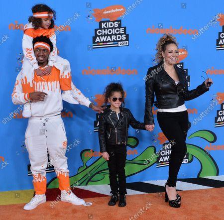 Editorial photo of Kids' Choice Awards 2018, Inglewood, California, United States - 25 Mar 2018