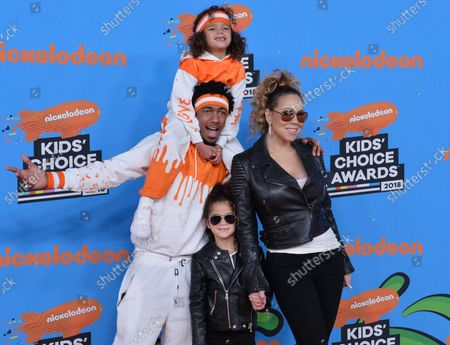 Editorial picture of Kids' Choice Awards 2018, Inglewood, California, United States - 25 Mar 2018