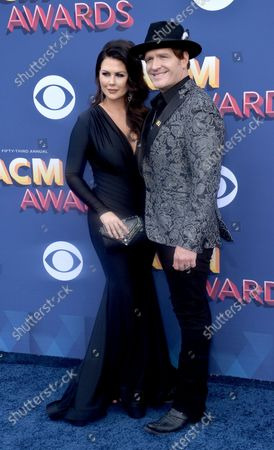 Editorial picture of Academy of Country Music Awards 2018, Las Vegas, Nevada, United States - 15 Apr 2018