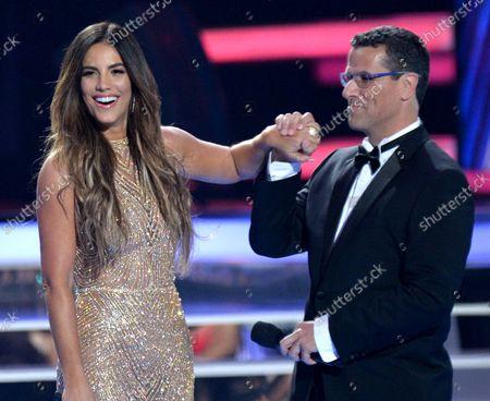 Editorial picture of Billboard Latin Music Awards 2018, Las Vegas, Nevada, United States - 27 Apr 2018