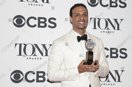 Editorial image of 72nd Tony Awards, New York, United States - 10 Jun 2018
