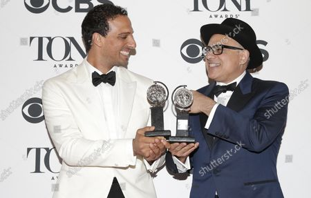 Editorial photo of 72nd Tony Awards, New York, United States - 11 Jun 2018