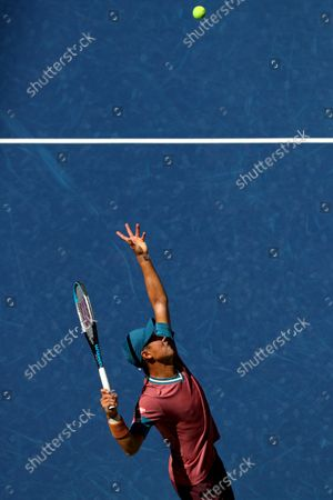 Editorial image of US Open Championships 2021, Day Six, USTA National Tennis Center, Flushing Meadows, New York, USA - 04 Sep 2021