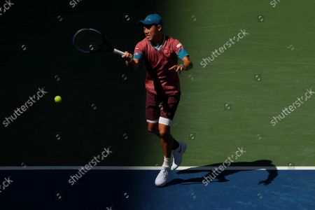 Editorial photo of US Open Championships 2021, Day Six, USTA National Tennis Center, Flushing Meadows, New York, USA - 04 Sep 2021