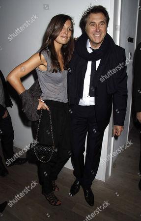 Amanda Shepherd and Bryan Ferry