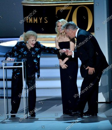Editorial image of 70th Primetime Emmy Awards, Los Angeles, California, United States - 17 Sep 2018