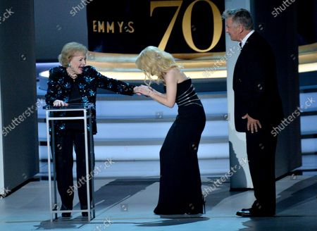 Editorial photo of 70th Primetime Emmy Awards, Los Angeles, California, United States - 17 Sep 2018