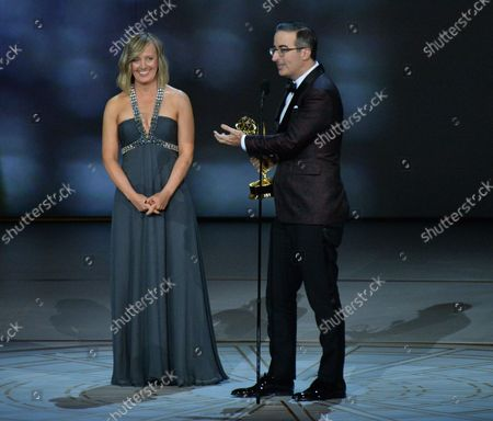 Editorial picture of 70th Primetime Emmy Awards, Los Angeles, California, United States - 18 Sep 2018
