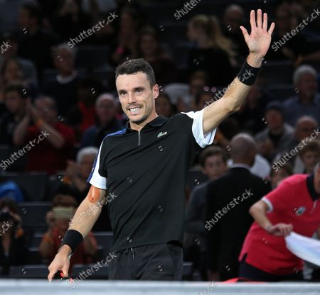 Editorial picture of Rolex Paris Masters 2018, France - 29 Oct 2018