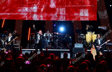 Editorial photo of Latin Grammy Person of the Year, Las Vegas, Nevada, United States - 15 Nov 2018