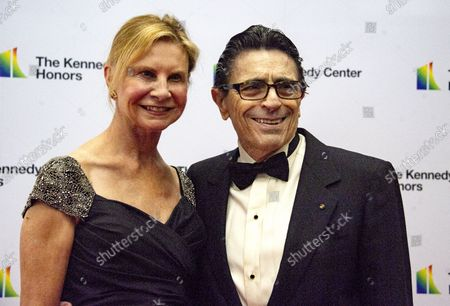 Edward Villella and wife, Linda Villella, arrive for the formal Artist's Dinner honoring the recipients of the 41st Annual Kennedy Center Honors hosted by United States Deputy Secretary of State John J. Sullivan at the US Department of State in Washington, D.C. on Saturday, December 1, 2018. The 2018 honorees are: singer and actress Cher; composer and pianist Philip Glass; Country music entertainer Reba McEntire; and jazz saxophonist and composer Wayne Shorter. This year, the co-creators of Hamilton, writer and actor Lin-Manuel Miranda, director Thomas Kail, choreographer Andy Blankenbuehler, and music director Alex Lacamoire will receive a unique Kennedy Center Honors as trailblazing creators of a transformative work that defies category.