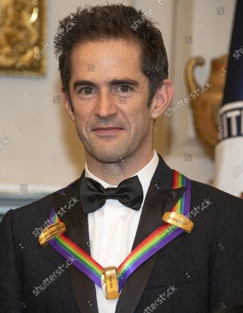 Editorial image of Andy Blankenbuehler 2018 Kennedy Center Honors Recepient, Washington, District of Columbia, United States - 02 Dec 2018