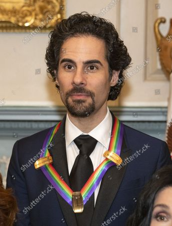 Editorial picture of Alex Lacamoire 2018 Kennedy Center Honors Recepient, Washington, District of Columbia, United States - 02 Dec 2018