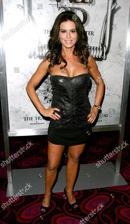Editorial photo of 'SAW 3D' Film Screening, Los Angeles, America - 27 Oct 2010