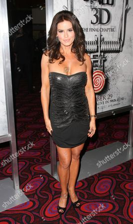 Stock Picture of Betsy Russell