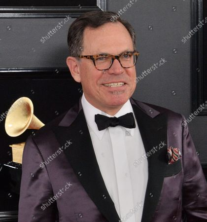 Kurt Elling arrives for the 61st annual Grammy Awards held at Staples Center in Los Angeles on February 10, 2019.