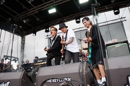 Editorial photo of Slamdunk Festival, Leeds, UK - 03 Sep 2021