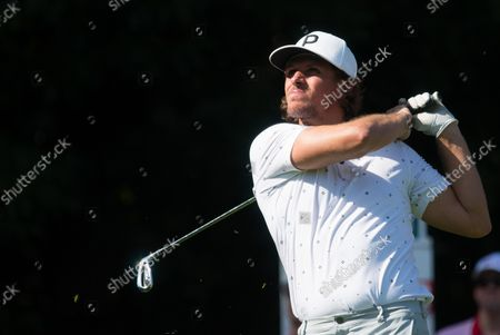 Editorial image of BMW PGA Championship Golf, Day 1, Wentworth Club, Surrey, UK - 08 Sep 2021