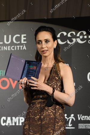 Editorial photo of Filming Italy Award, 78th Venice International Film Festival, Italy - 05 Sep 2021