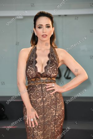 Editorial image of Filming Italy Award, 78th Venice International Film Festival, Italy - 05 Sep 2021