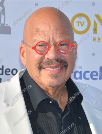 Tom Joyner arrives for the 50th annual NAACP Image Awards at the Dolby Theatre in the Hollywood section of Los Angeles on March 30, 2019. The NAACP Image Awards celebrates the accomplishments of people of color in the fields of television, music, literature and film and also honors individuals or groups who promote social justice through creative endeavors.