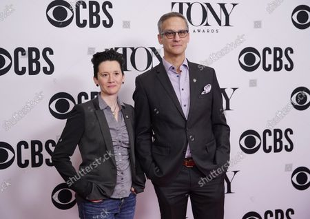 Editorial photo of 73rd Annual Tony Awards Meet The Nominees Press Day, New York, United States - 01 May 2019