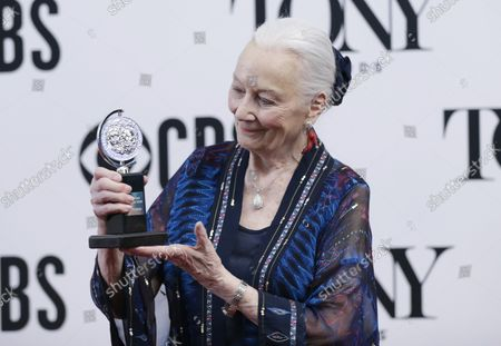 Editorial picture of Rosemary Harris at 73rd Annual Tony Awards in New York, United States - 09 Jun 2019