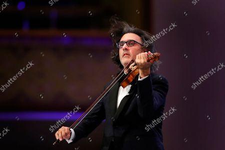 Editorial image of George Enescu International Festival 2021 in Romania, Bucharest - 07 Sep 2021