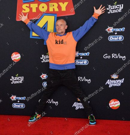 Editorial photo of Toy Story 4 Premiere, Los Angeles, California, United States - 12 Jun 2019