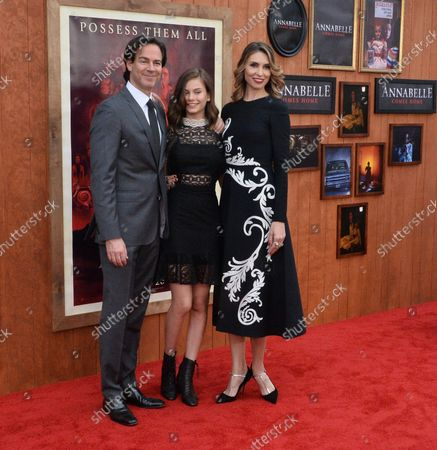 Editorial image of Annabelle Comes Home Premiere, Los Angeles, California, United States - 21 Jun 2019