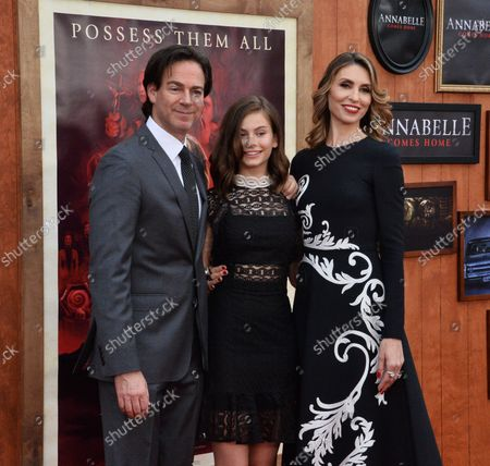 Editorial photo of Annabelle Comes Home Premiere, Los Angeles, California, United States - 21 Jun 2019