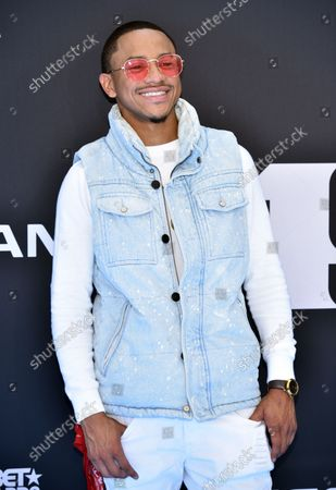 Editorial picture of Bet Awards 2019, Los Angeles, California, United States - 23 Jun 2019