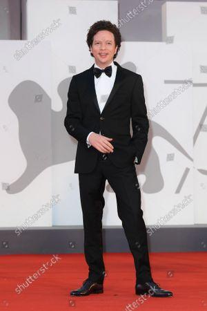 Michel Franco during La Caja premiere, 78th Venice Film Festival, Italy, 06 Sep 2021
