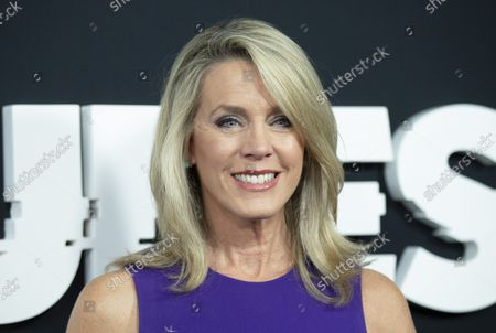 """Deborah Norville arrives on the red carpet at """"The Loudest Voice"""" New York Premiere at Paris Theatre on Monday, June 24, 2019 in New York City."""