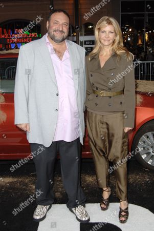 Joel Silver & wife Karyn Fields