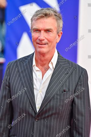 Editorial photo of Nouvel Hollywood award, Arrivals, 47th Deauville American Film Festival - 04 Sep 2021