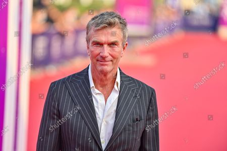 Editorial picture of Nouvel Hollywood award, Arrivals, 47th Deauville American Film Festival - 04 Sep 2021