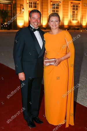 Crown Prince Guillaume of Luxembourg, Stephanie of Luxembourg